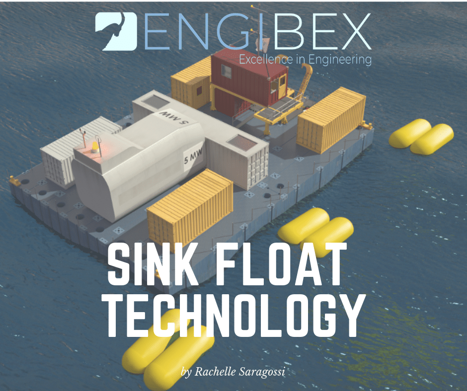Sink float technology