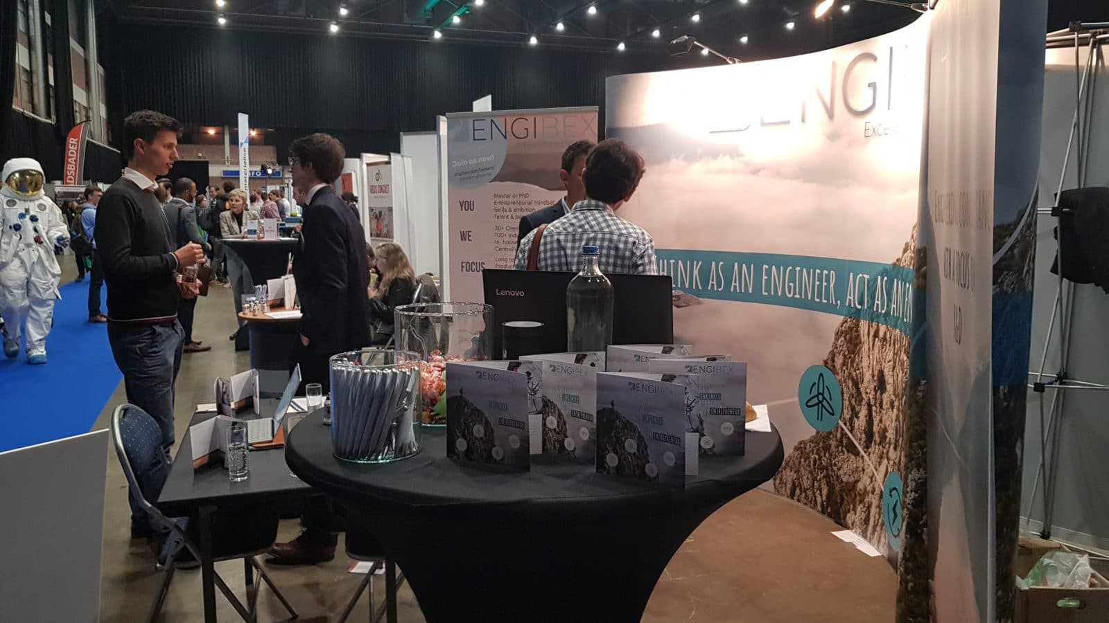 Job fair tour 2019 - VTK LEUVEN