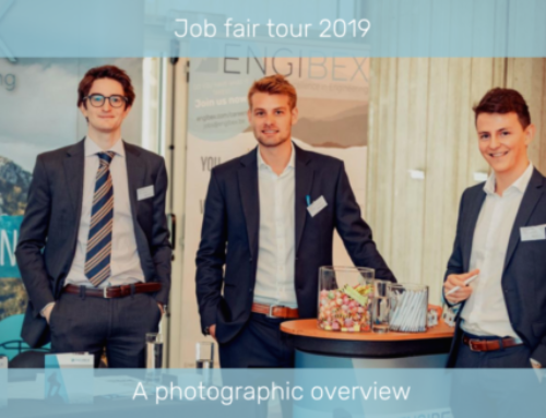 Overview of our job fair tour 2019