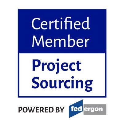 Certified member Project Sourcing Federgon