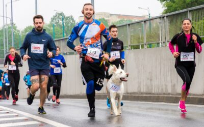 Running for the good cause