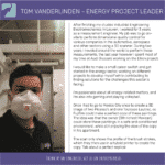 Testimonial Tom Vanderlinden - Elia
