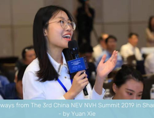 3 main NVH challenges for New Energy Vehicles