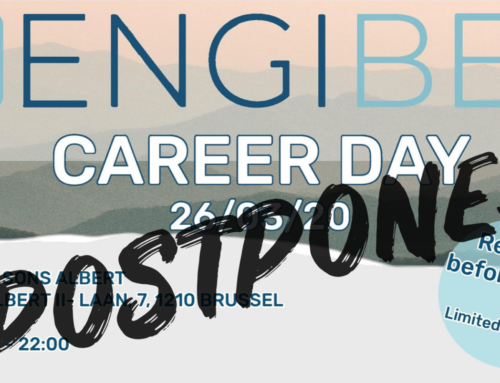 Engibex Career Day 2020 (Postponed)