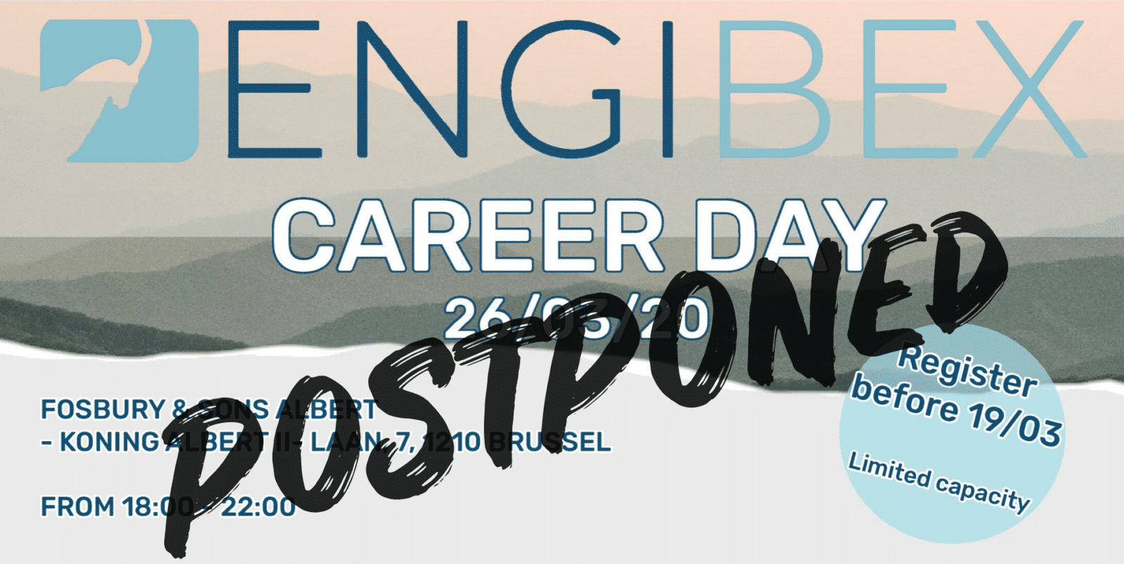 Engibex Career Day (Postponed)