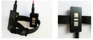 ISR band for Foot Gesture Recognition