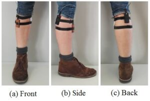 ISR band how to wear it