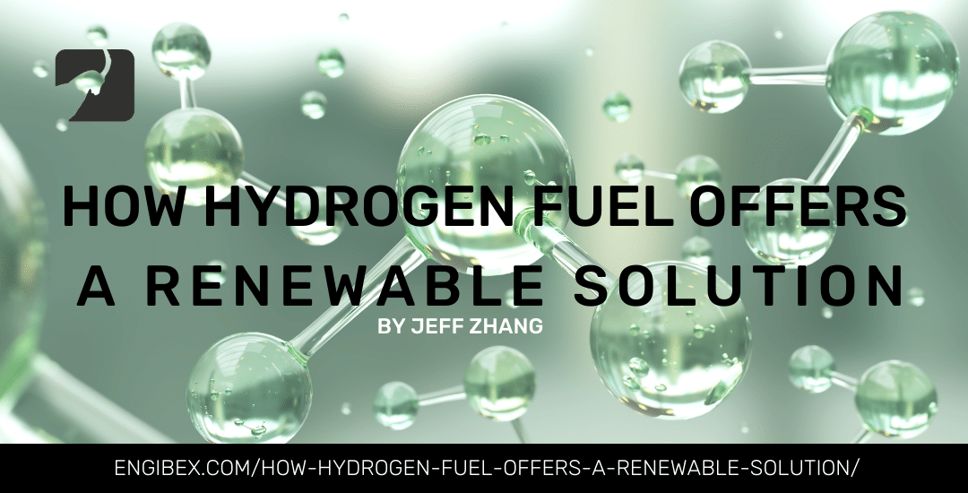 How hydrogen fuel offers a renewable solution