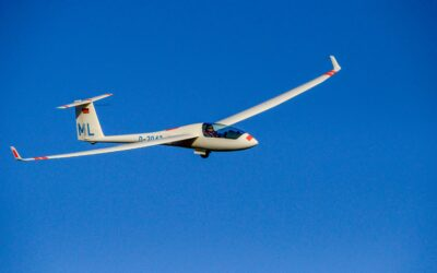 Gliders as innovative and low-cost 0-g platform